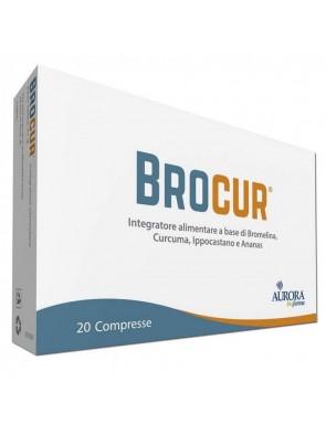 Brocur Integratore Alimentare 20 Compresse