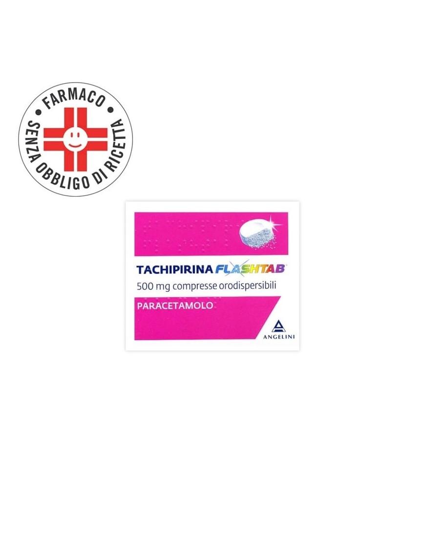 Tachipirina FlashTab 500mg 16 Compresse