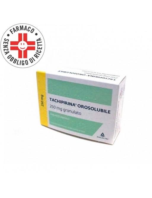 Tapirina Orolosolubile 250mg 10 Bustine