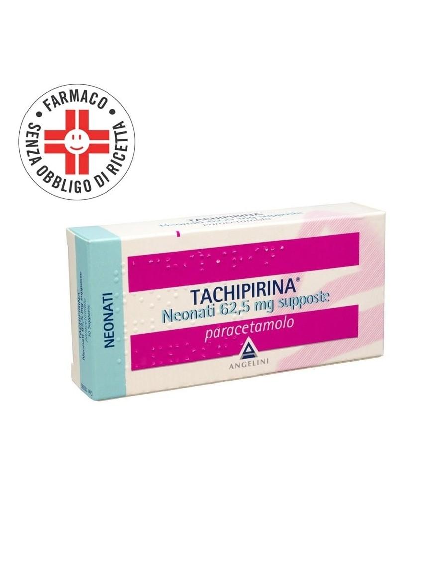 Tachipirina Neonati 10 Supposte 62,50mg
