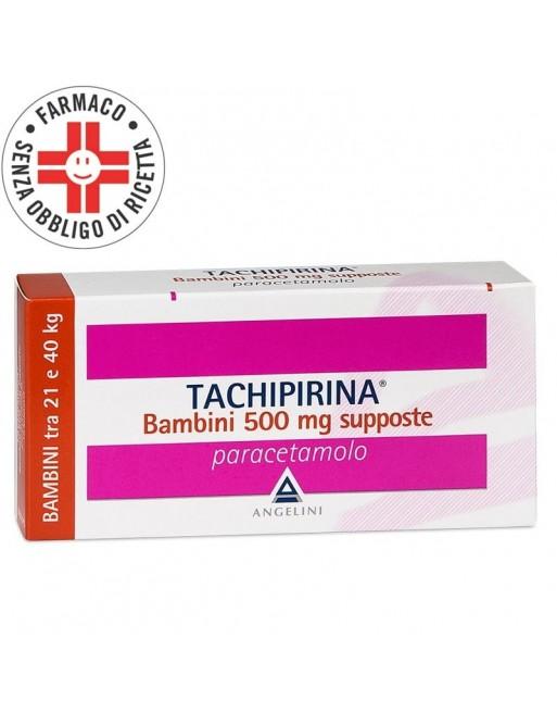Tachipirina Bambini 10 Supposte 500mg
