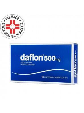 Daflon 500mg Flavonoidi Vasoprotettore 60 Compresse