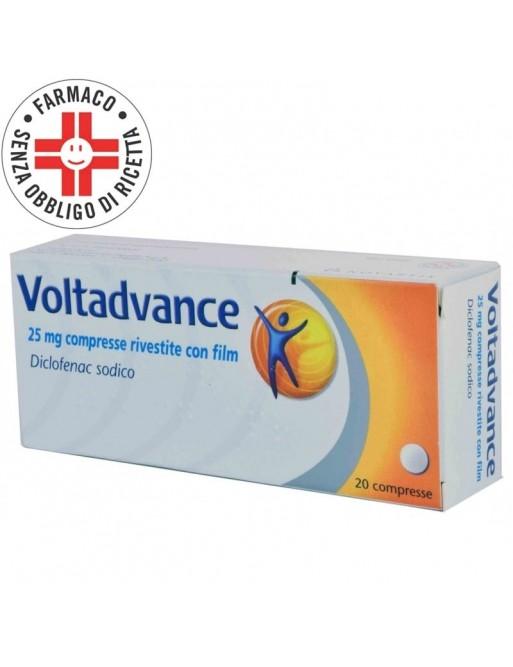 Voltadvance 10 Compresse 25mg