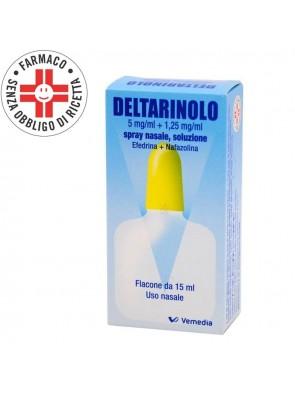 Deltarinolo Spray Nasale 15ml