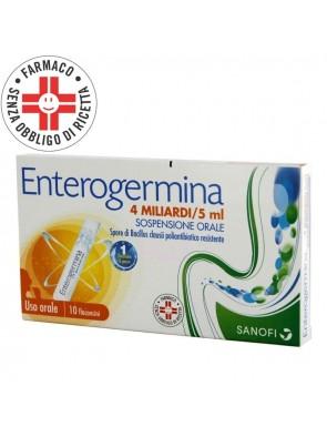 Enterogermina 4MLD/5ML 10 Flaconcini