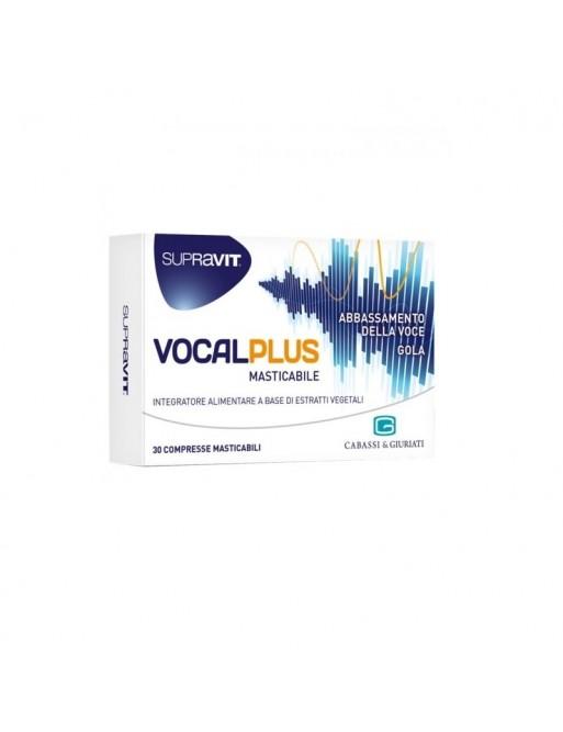 Vocal Plus Masticabile 30 Compresse