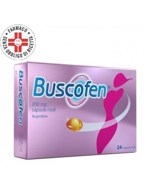 Buscofen 200mg 24 Capsule...