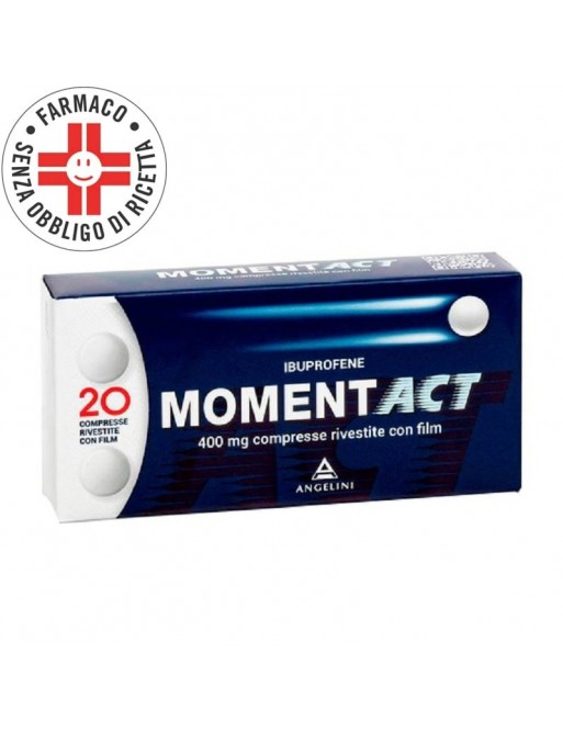 MomentAct 400mg 20 Compresse