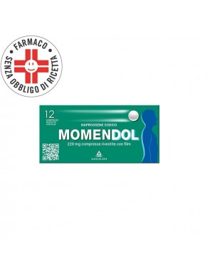 Momendol 220mg 12 Compresse