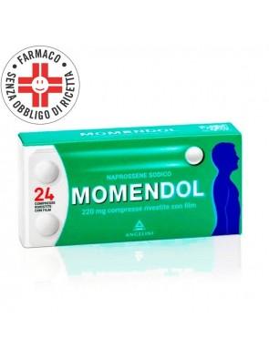 Momendol 220mg 24 Compresse