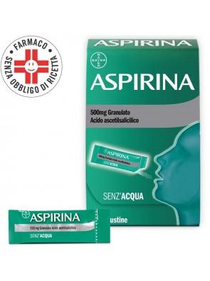 Aspirina Granulato 500mg 10 Bustine