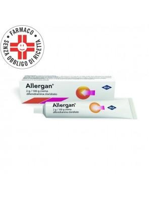 Allergan Crema Antistaminica 30gr 2G/100G