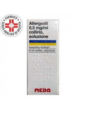 Allergodil Collirio Flacone 6ml 0,05%