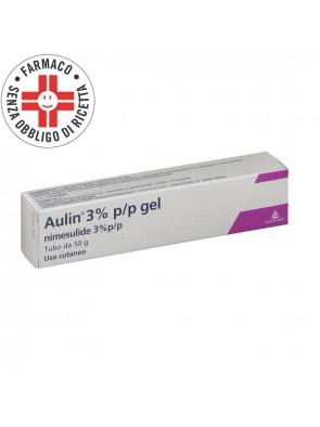 Aulin Gel 3% 50gr