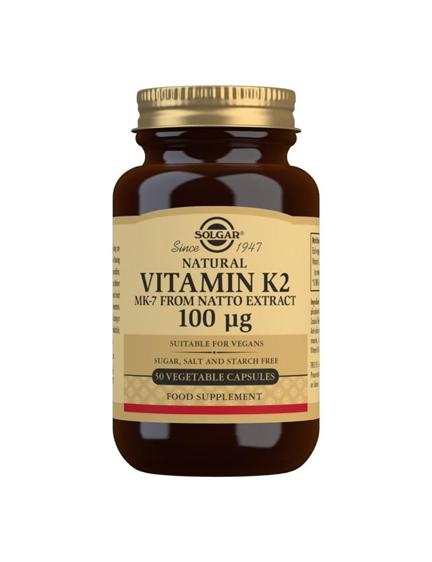 Vita K2  Vitamina K 60 Capsule