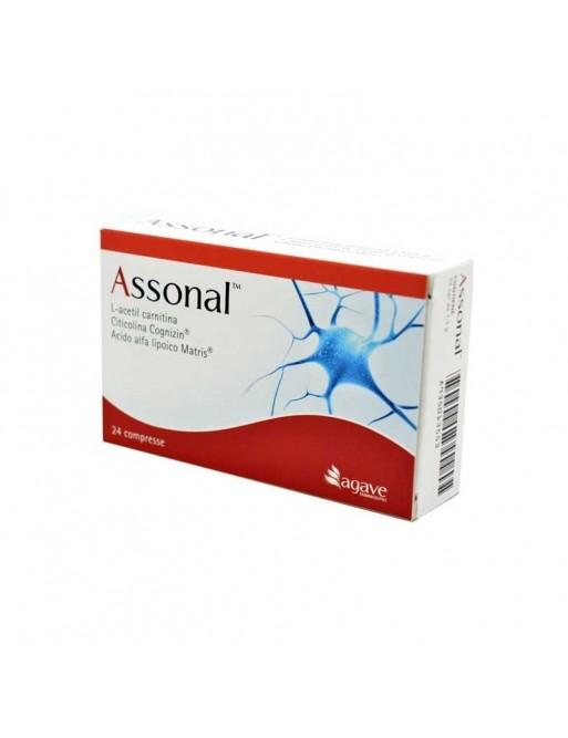 Assonal 24 Compresse