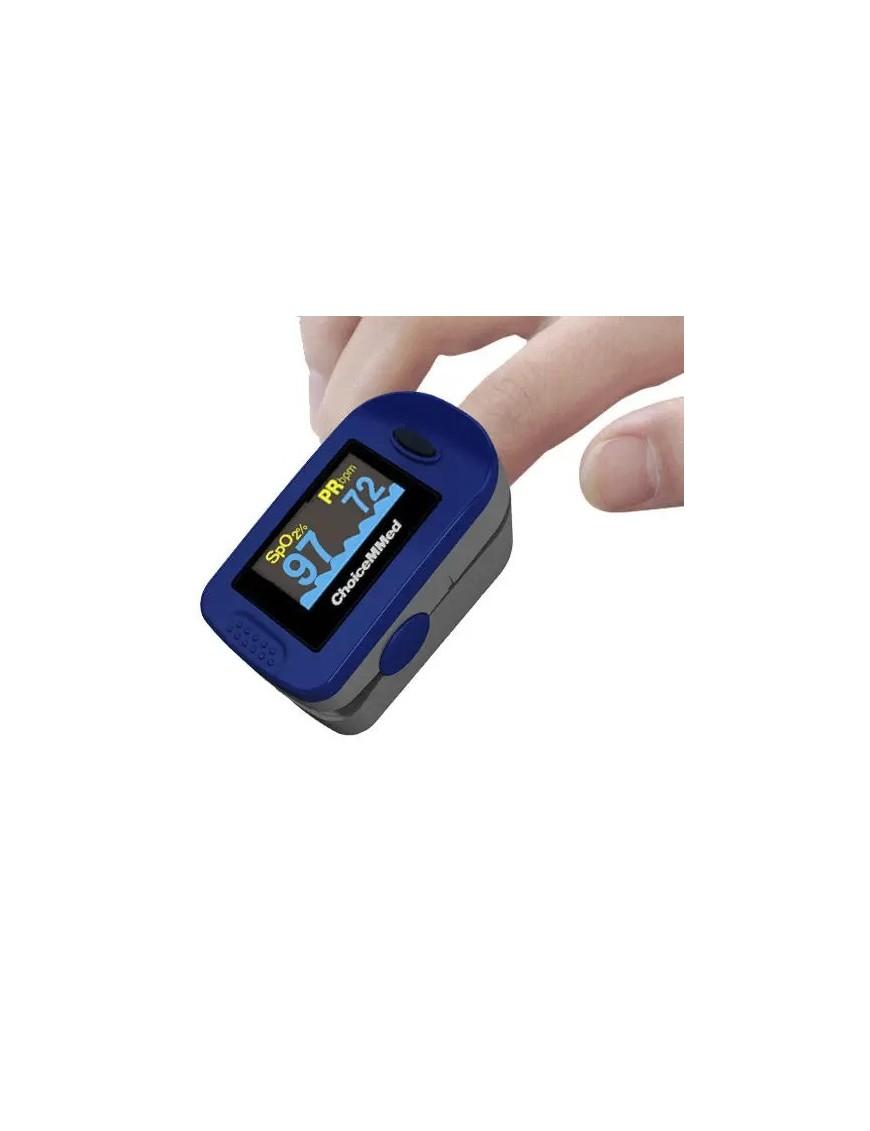 Mini Saturimetro Pulsossimetro Digitale
