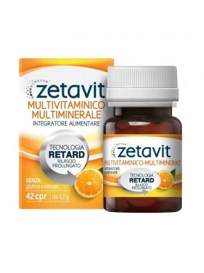 Zetavit Multivitaminico 42cpr