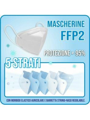 Mascherina FFP2 Caratteristiche