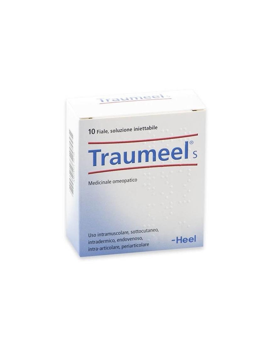 Traumeel S 10 fl da 2,2 ml