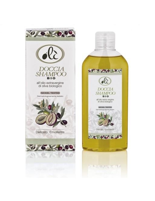Olì Doccia Shampoo BIO all'Olio D'oliva Evo