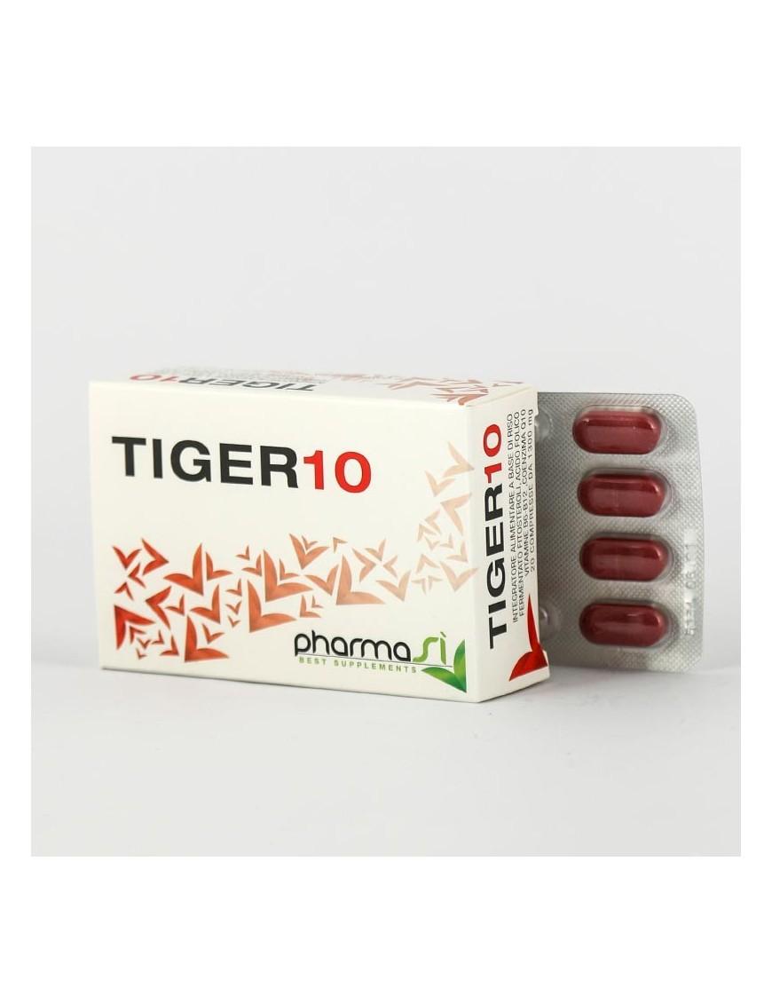 Tiger 10 Colesterolo 20 Compresse