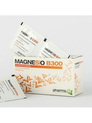 Magnesio B 300 Alto Dosaggio 30 Bustine