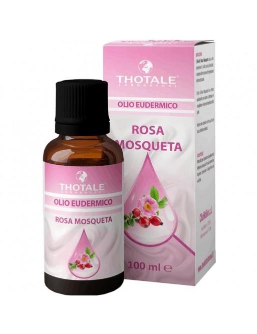 Olio Eudermico Rosa Mosqueta 100ml