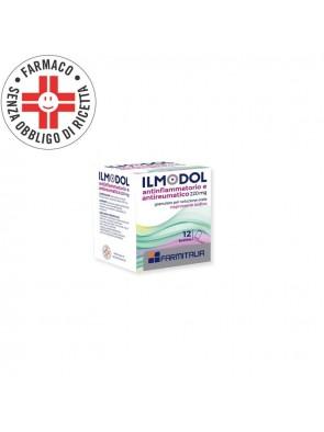 Ilmodol Antiinfiammatorio e Antireumatico 12 Bustine