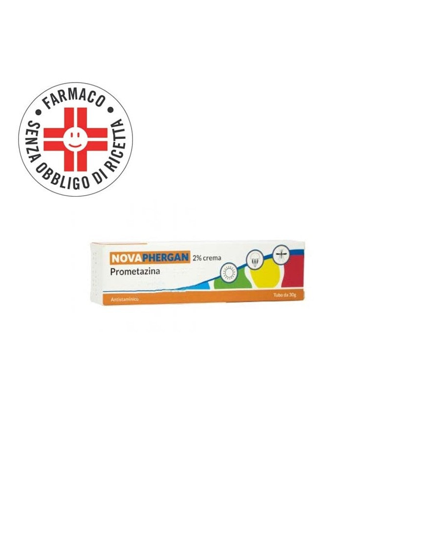Novaphegan Crema Antistaminica Prometazina 2%