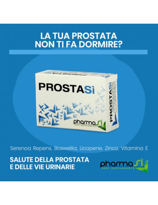 ProstaSì Salute della Prostata e vie Urinarie 30 Compresse