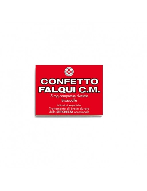 Confetto Falqui C.M. 20 Compresse  Bisacodile 5mg