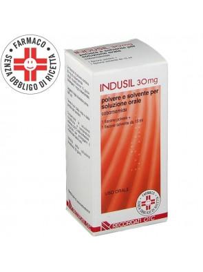 Indusil Gocce Vitamina B12  30mg+15ml