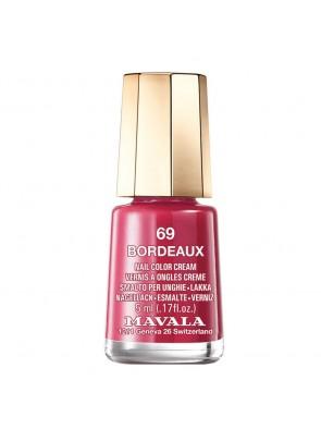 Mavala Smalto Minicolor 69 Bordeaux 5ml