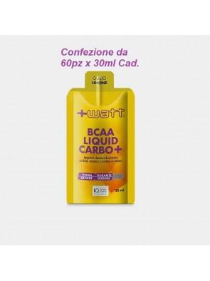 BCCA Liquido Carbo+ Gusto Limone 60pz x 30ml