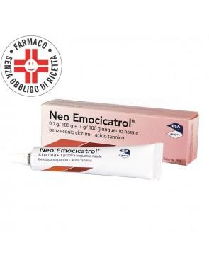 Neoemocicatrol Unguento...