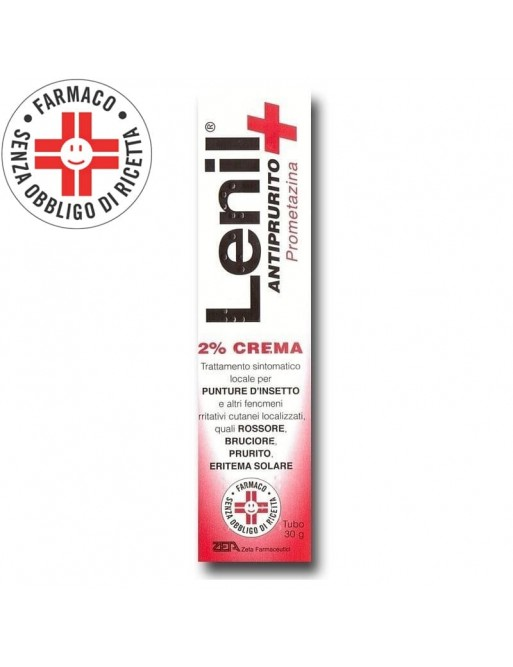 Lenil Crema Antiprurito 2% Prometazina 30gr