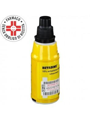 Betadine Soluzione Cutanea 125ML 10%