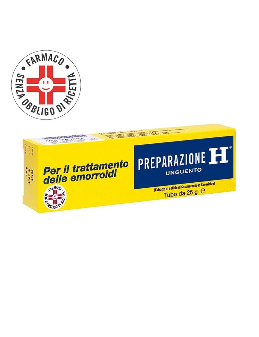 Preparazione H Uguento 1,08% 50gr