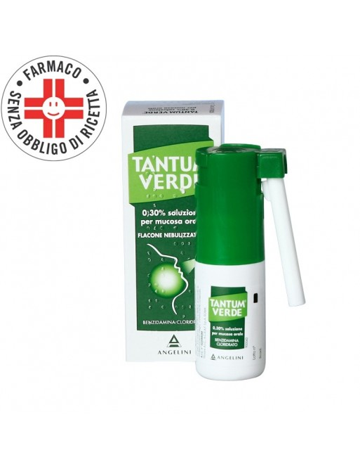 Tantum Verde Spray Orale 30ml