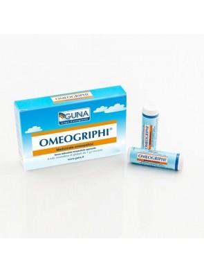 Omeogriphi Globuli 6 Tubi da 1gr