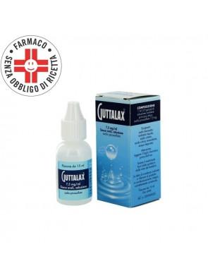 Guttalax Lassativo Gocce 7,5mg/ml 15ml