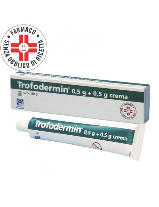 Trofodermin Crema Ciccattrizzante