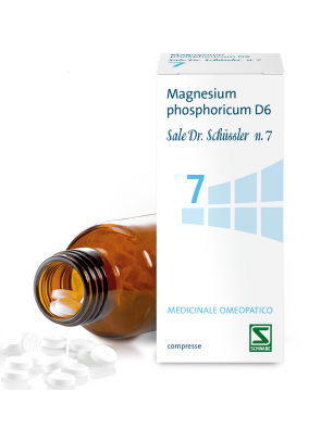 Magnesium phosphoricum D6 Sale Dr. Schüssler N. 7